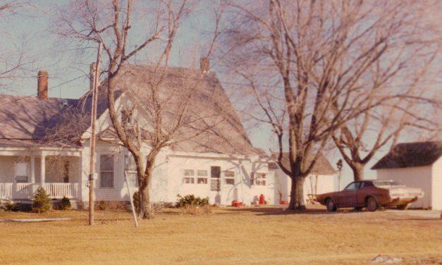 A Random but Memorable Farmhouse Story