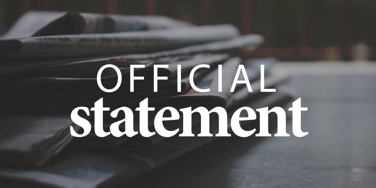 Statement on Missouri Farm Bureau President Blake Hurst's retirement