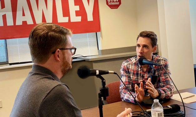 Josh Hawley Joins MOFB's Weekly Podcast