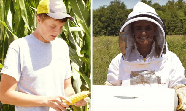 Bees and Crops Open Doors for These Ambassadors