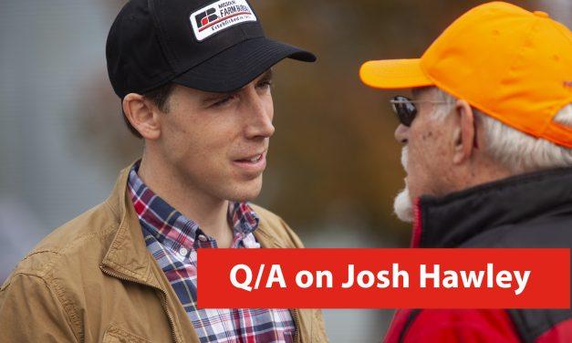 Special Edition: Q/A on Josh Hawley