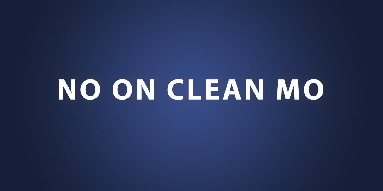 Special Edition: Q/A on Amendment 1 (Clean MO)