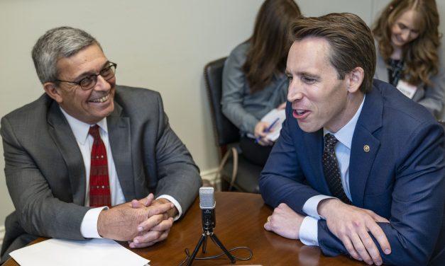 Special Edition with Senator Josh Hawley + #MOFBinDC Recap
