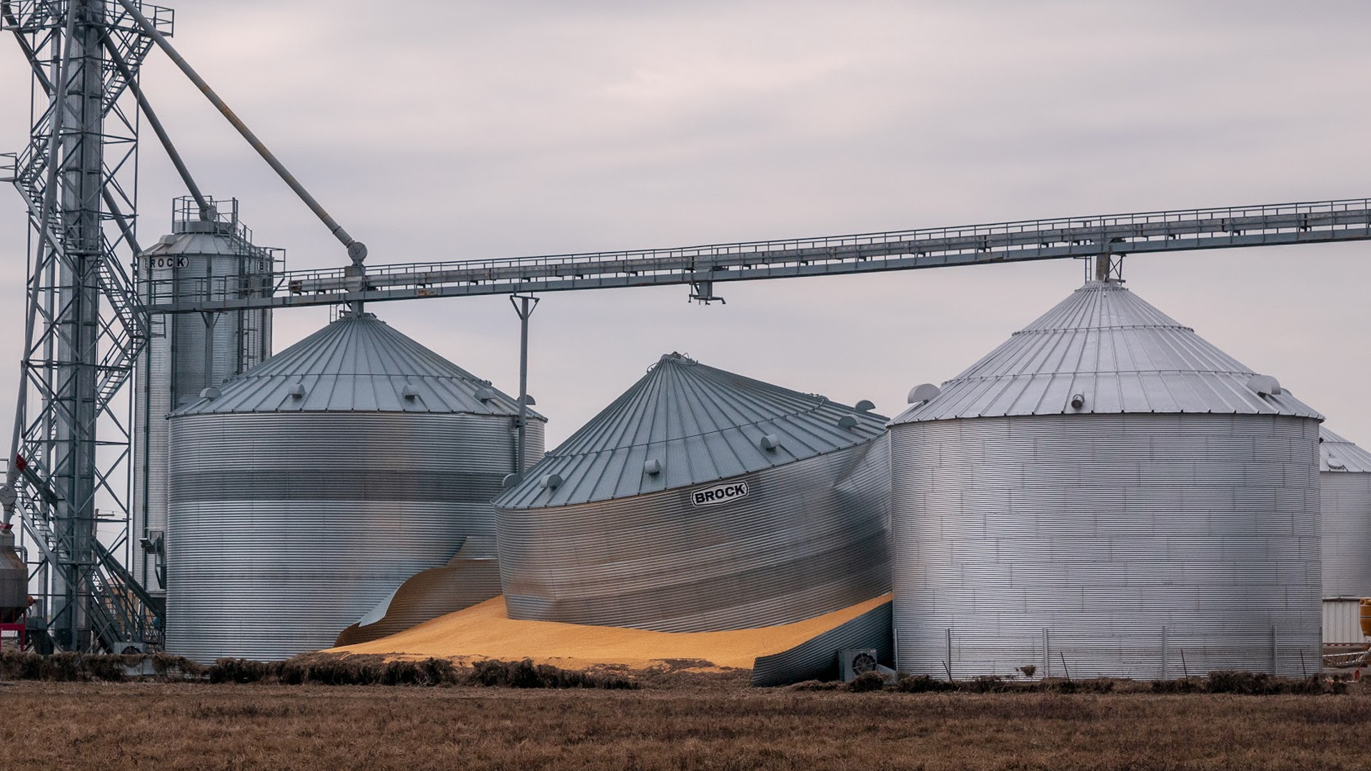 Disasters and Decisions Weigh Heavy in Farm Country