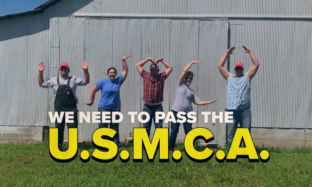 """USMCA"" by The Farming People"