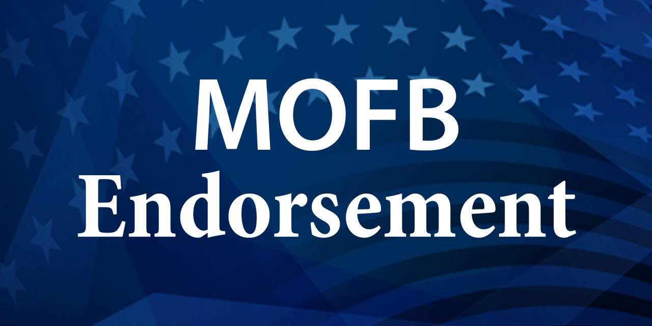 Rehder Endorsed by Missouri Farm Bureau