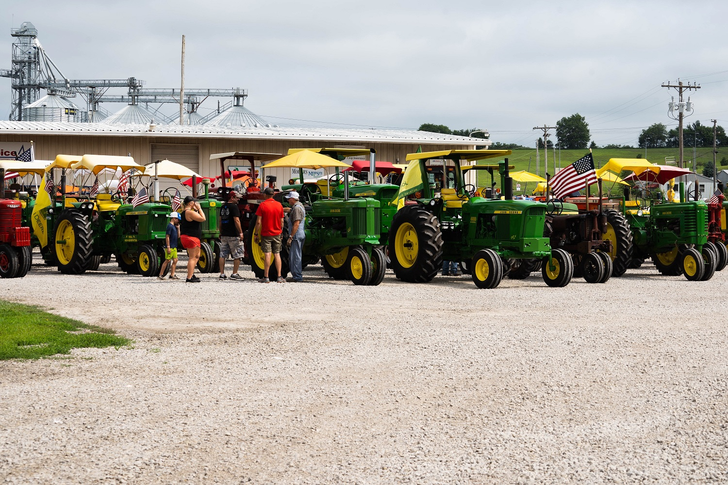 SW Tractor Cruise